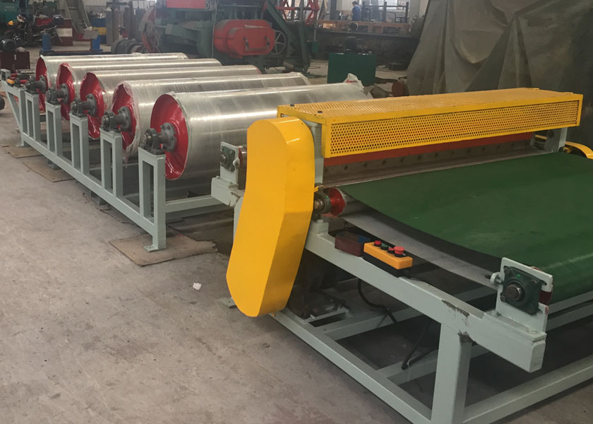 Rubber Cooling Package Machine
