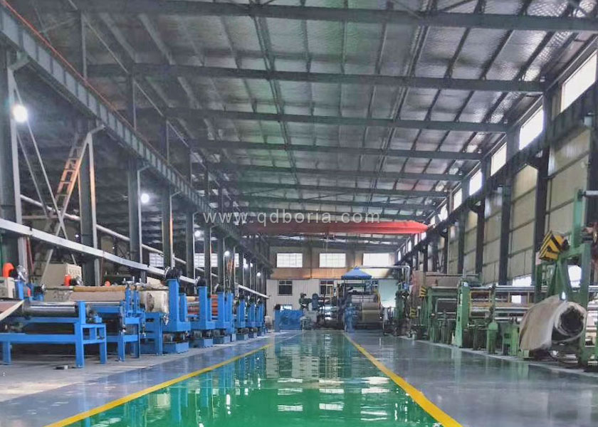 Conveyor Belt Building Machine
