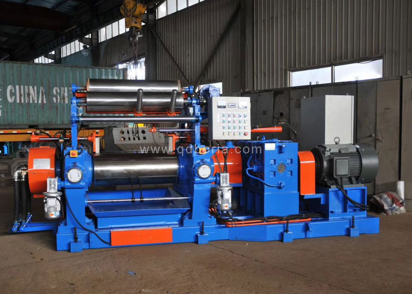 Xk-450x1200 Two Roll Rubber Open Mixing Mill - Buy Two