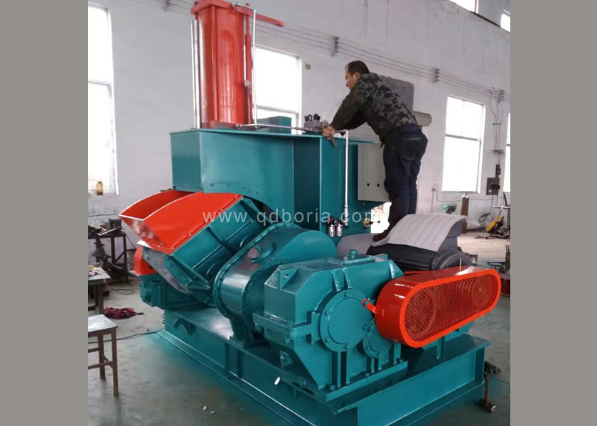 PLC Controlled Rubber Dispersion Kneader