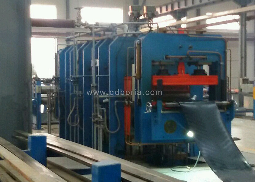 Conveyor Belt Vulcanizing Production Line